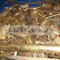 Metal Scrap Testing Laboratory