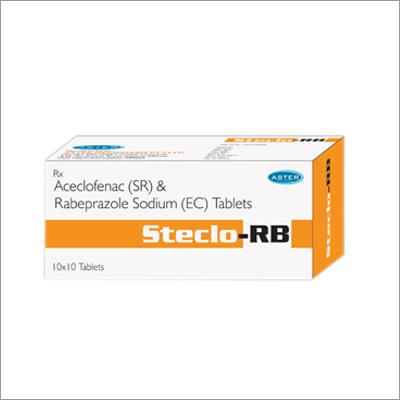 Aceclofenac Rabeprazole Sodium Tablets