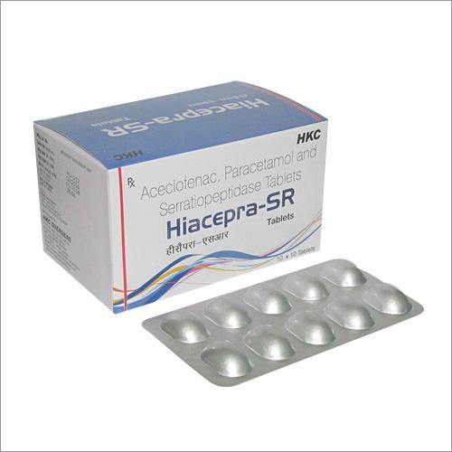 HIACEPRA - SR  Tablets