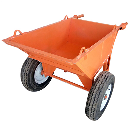 Two Wheeled Wheelbarrow