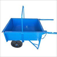 Double Wheel Wheelbarrow