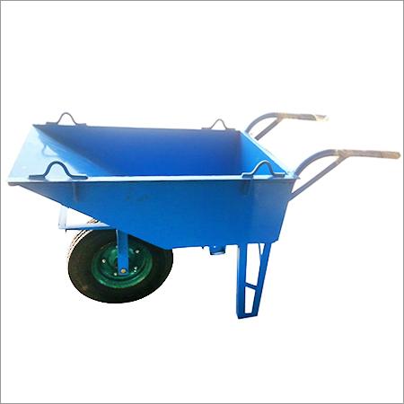 Heavy Duty Construction Wheelbarrow