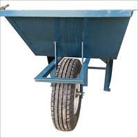Large Single Wheel Wheelbarrow