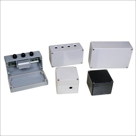 Die Cast Aluminum Junction Box