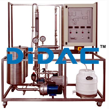Reverse Osmosis And Ultra Filtration Pilot Plant