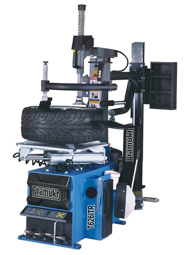 Fully Automatic Tyre Changing Machine