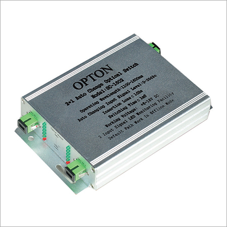 Auto change Optical Switch