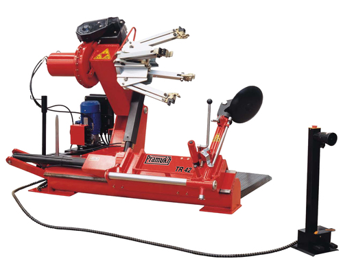 Truck Tyre Changing Machine