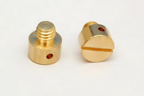Brass Screws Set