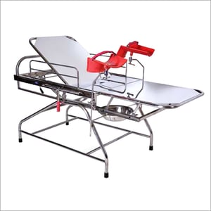 Labour Table SS (Telescopic)