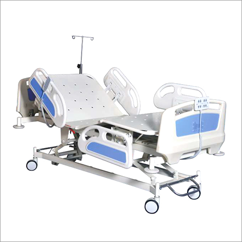 Full Motorized ICU Bed