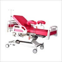 Birthing Bed Motorized Powder Coated