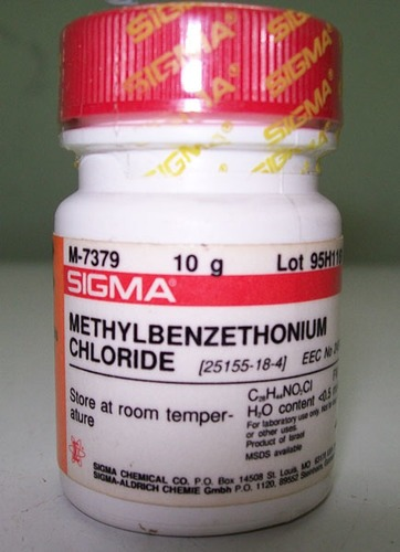 METHYLBENZETHONIUM CHLORIDE