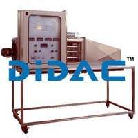 Manual Tray Dryer Process Unit