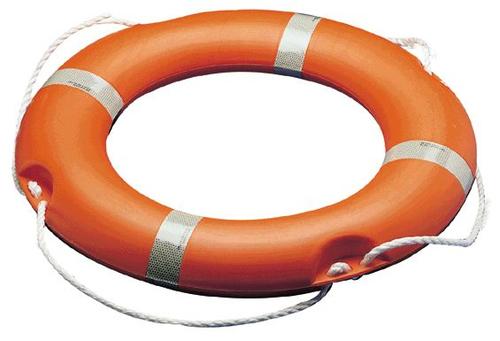 Lifebuoy Ring Solas with Retro Reflective Tapes