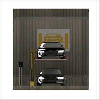Cantilever Stack Car Parking System