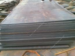 Industrial Steel Sheets & Plates