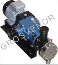Industrial Motor Pump