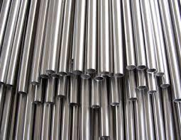 Magnetic Stainless Steel Tube