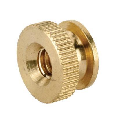 Brass Straight Knurling Inserts