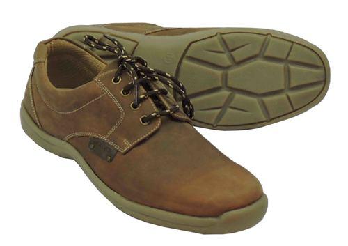 Men's Brown Comfort Shoes