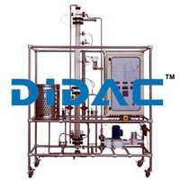 Manual Absorption And Stripping Pilot Plant