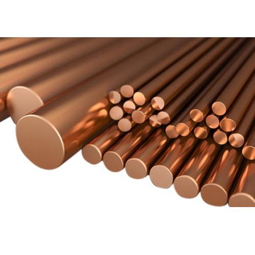 Copper Non-Ferrous Round Bars