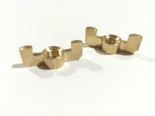 Brass PP Wing Nut