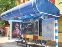 Prefabricated Bus Stop Shelters