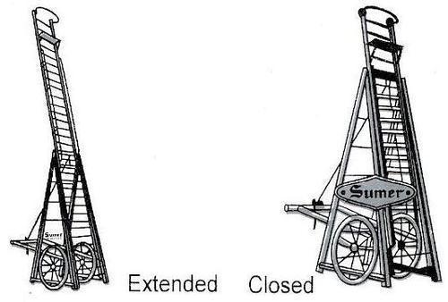 Aluminum Roadster Tower Ladder