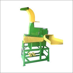 Motor Operated Chaff Cutter Machine
