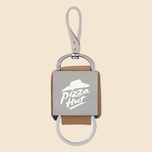 PIZZA HUT KEY CHAIN