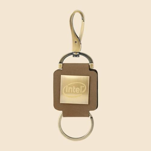 INTEL KEY CHAIN