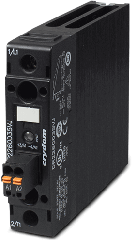 Solid State Relay (SSR) Din Rail Mount