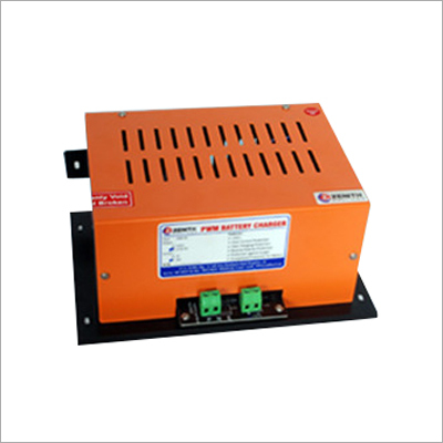 PWM Automatic Battery Charger