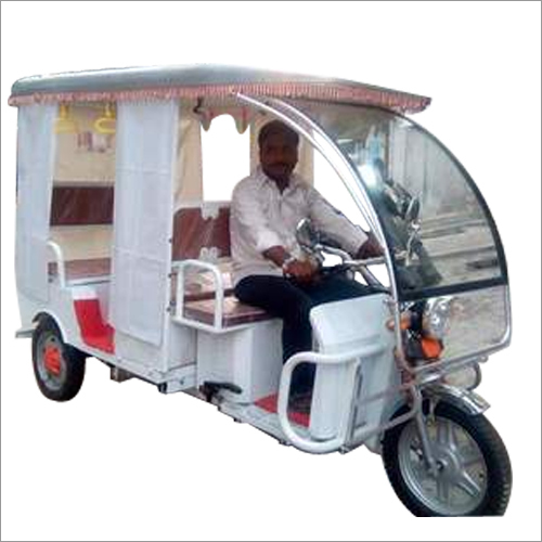 Anant Model Electric Rickshaw