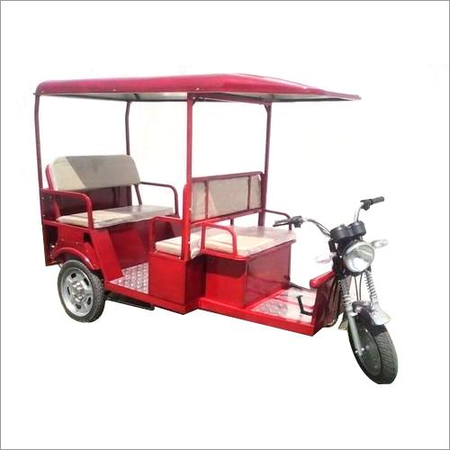 Fox Model E-Rickshaw
