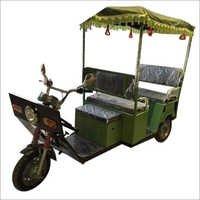 Tuk Tuk E-Rickshaw