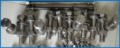 Hastelloy Nut Bolt