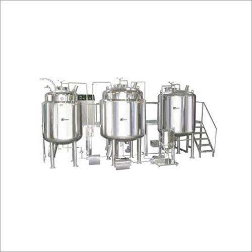 Automatic Liquid Plant