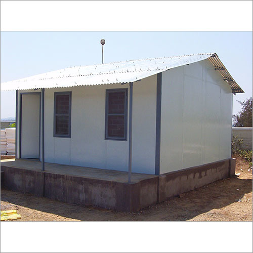 Prefabricated Panel Huts