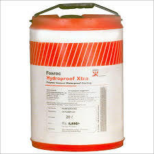 Single Component Acrylic Polymer For Cement Based