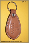 ECONOMICAL LEATHER KEY CHAINS