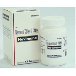 Nevirapine Tablets C15H14N4O