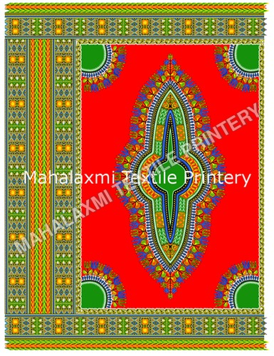 Cotton Printed Khanga Job Works