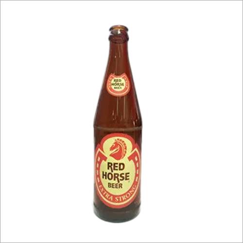 Custom Printed Beer Bottle