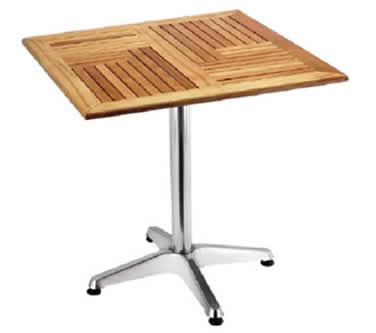 Decorative Cafeteria Table