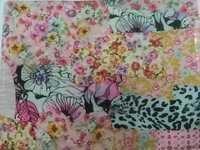 Paper printed fabrics