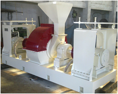 Fine Grinder Double Rotating Mill