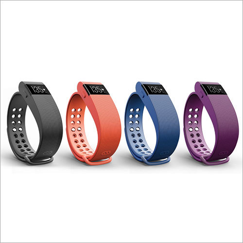 Colourful Fitness Band